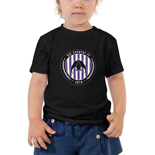 Bat Country FC Toddler Short Sleeve Tee