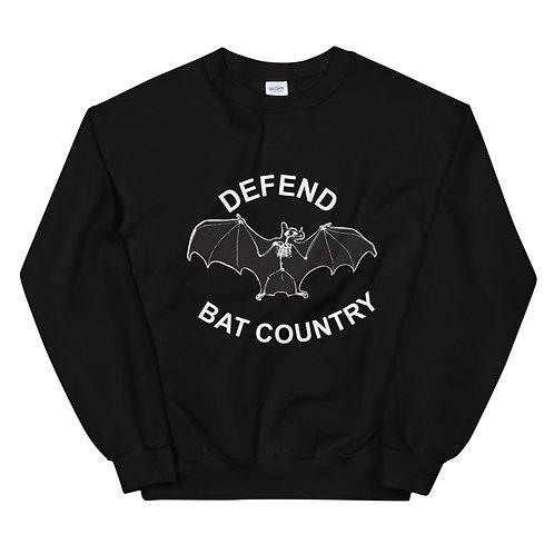 BAT COUNTRY FC DEFEND Unisex Sweatshirt