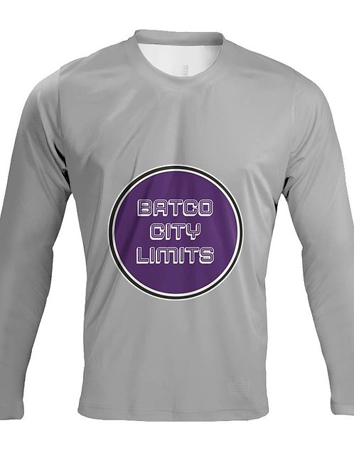 Admiral Sports Men's Batco City Limits (Silver) LS