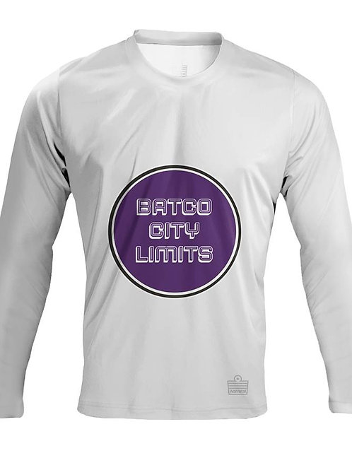 Admiral Sports Men's Batco City Limits (White) LS