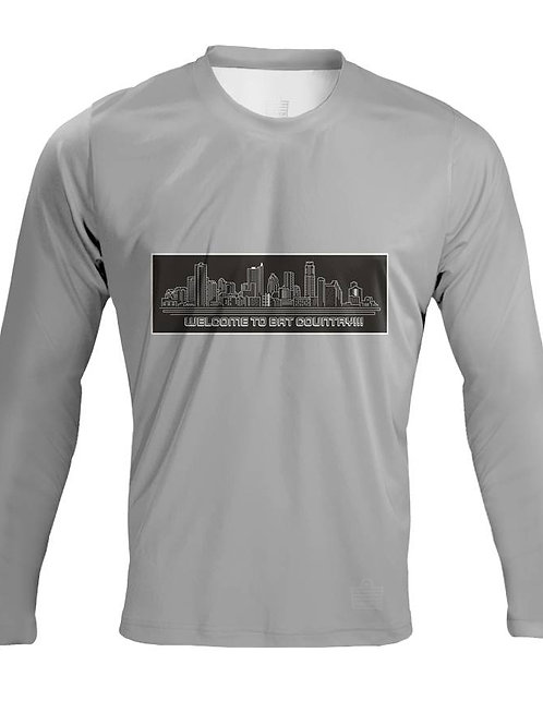 Admiral Sports Welcome to Bat Country (Silver) LS