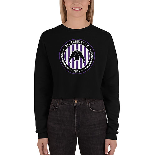 Bat Country FC Crop Sweatshirt