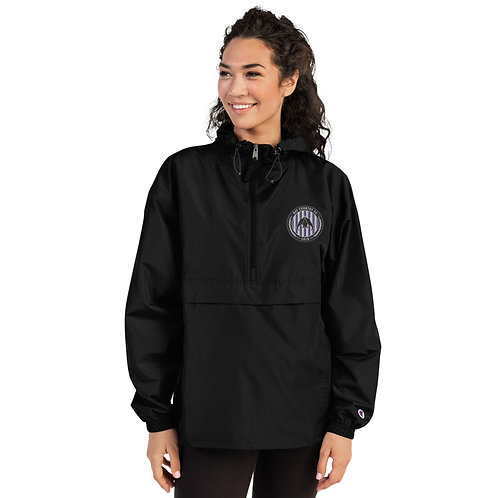 Bat Country FC Embroidered Champion Packable Jacket