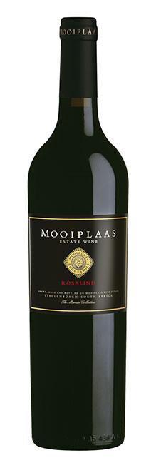 Mooiplaas - Rosalind Cabernet Franc/Cabernet Sauvignon/Petit Verdot 2010