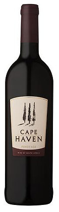 Pulpit Rock Cape Haven Pinotage 2015