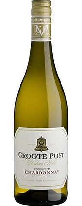 Groote Post Chardonnay (unwooded) 2019