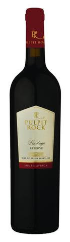 Pulpit Rock Pinotage Reserve 2013