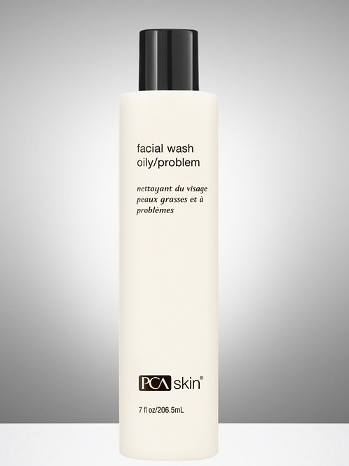 Facial wash oily/problem