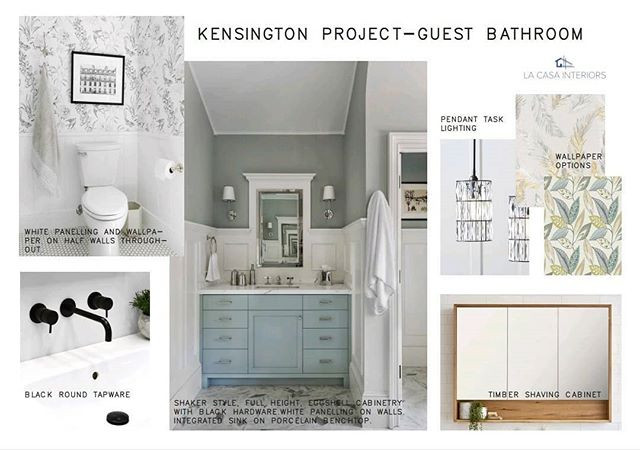 New project for 2020! Ensuite renovation