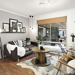 To create living spaces with character a