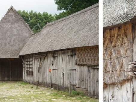 circulair bouwen met hout, riet en leem ... !
