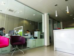 Rénovation de bureau