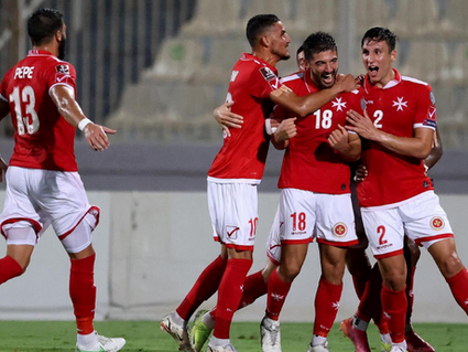 Malta Bags First-Ever World Cup Qualifiers Home Win On Historic Night