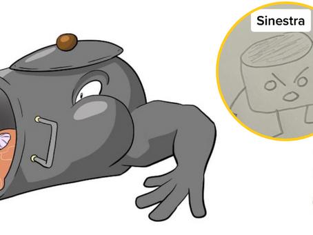 Blekout, Norman Glowell, Future-stizzi: Meet Pokémon