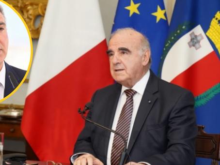 Former PN Leader Simon Busuttil Calls For President George Vella To Step Down