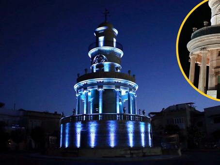Belvedere Tower In Lija Has Been Restored And Is Open To The Public