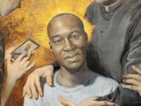 Lassana Cissé Immortalised In New Artwork