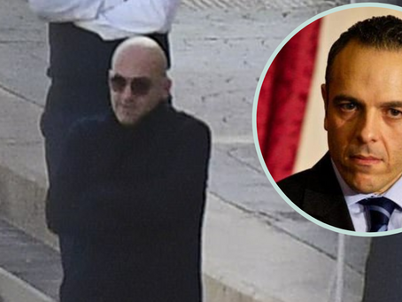 """""""Stay Calm"""" Keith Schembri Told Yorgen Fenech On The Day Before His Arrest"""