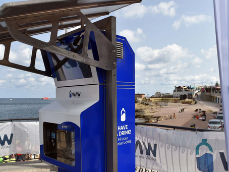 Water Dispensers To Be Installed In Several Locations Around Malta