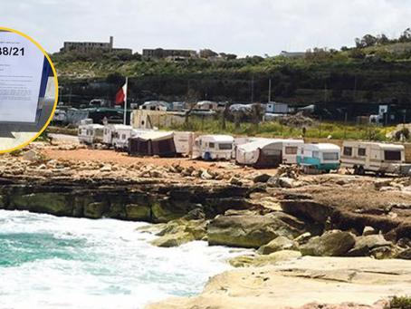 Temporary Caravan Sites Proposed In Armier And Baħar iċ-Ċagħaq To Take Up Public Land