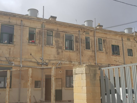 Ħal Far Detainees Beaten and Thrown Into Solitary Confinement - Report
