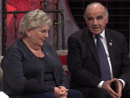 Miriam Vella, Wife of President, Admitted to Mater Dei With Pneumonia Symptoms