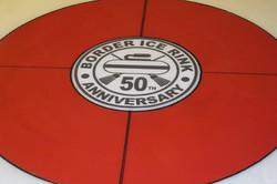 Button 50th Logo