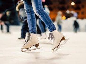 Skating Ticket Jan 10th 2021 @ 12:30pm