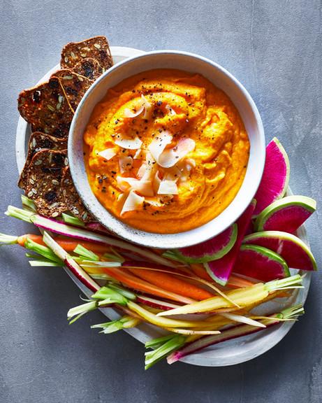 carrot ginger dip