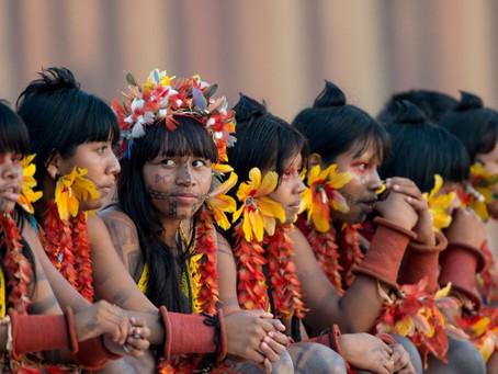 Choque cultural entre os índios