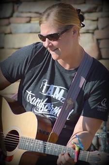 Jen Mozley at Rivertown Church