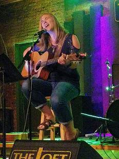 Jen Mozley Live at The LOFT