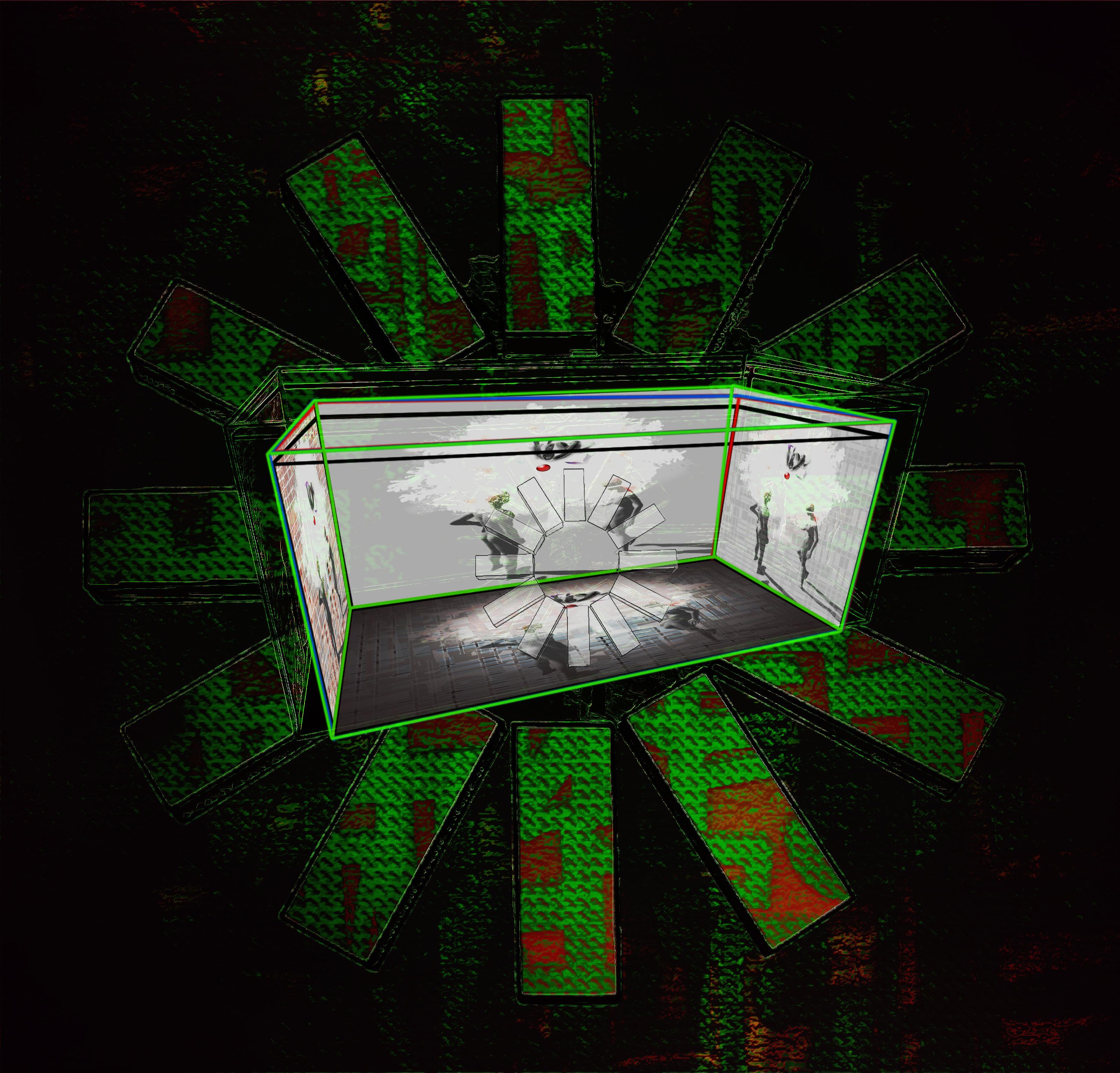 서자현_아담과하와5_2019_Digital C-print_102×102c