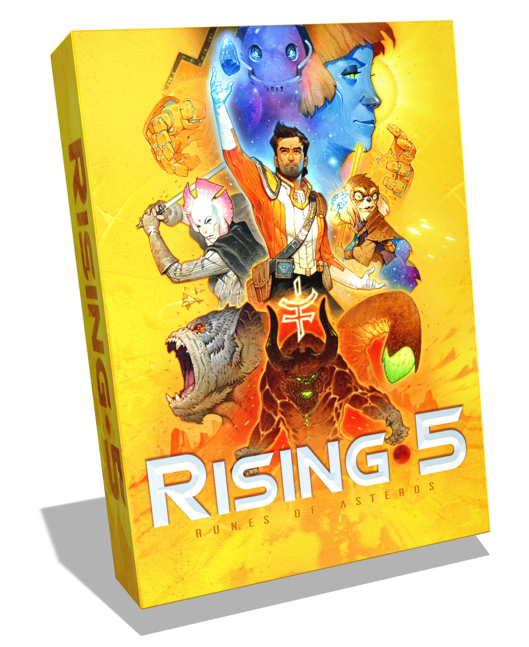 Rising5 Limited edition