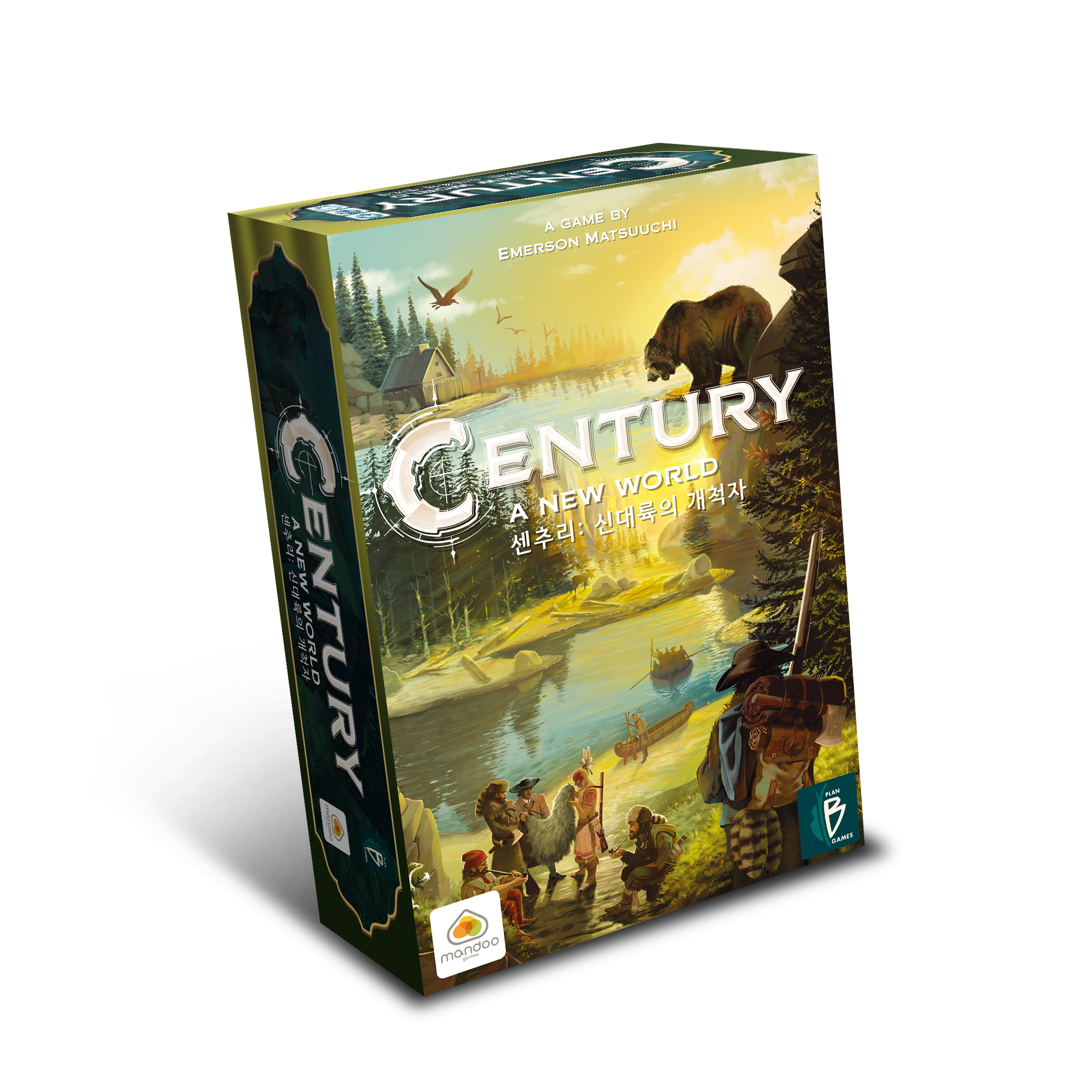 센추리:신대륙의 개척자