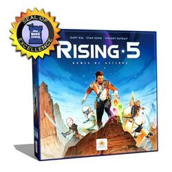 Rising 5: Runes of Asteros (라이징5)