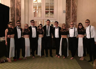 THE TIMES OF ISRAEL at the Waldorf Astoria