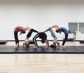 Liv'Art Students, Choreography by Emmy Frevele