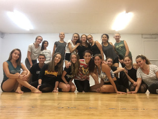 Guest Teacher at Lakeport Dance Center