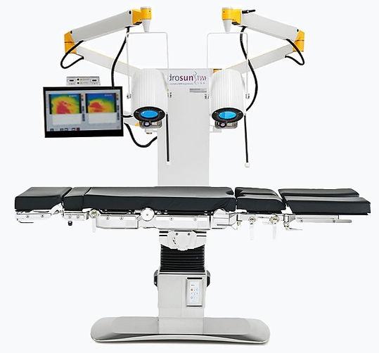 system medyczny do hipertermii powierzcniowej Hydrosun TWH1500