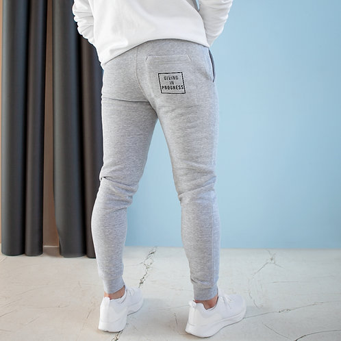 Giving in Progress Premium Fleece Joggers