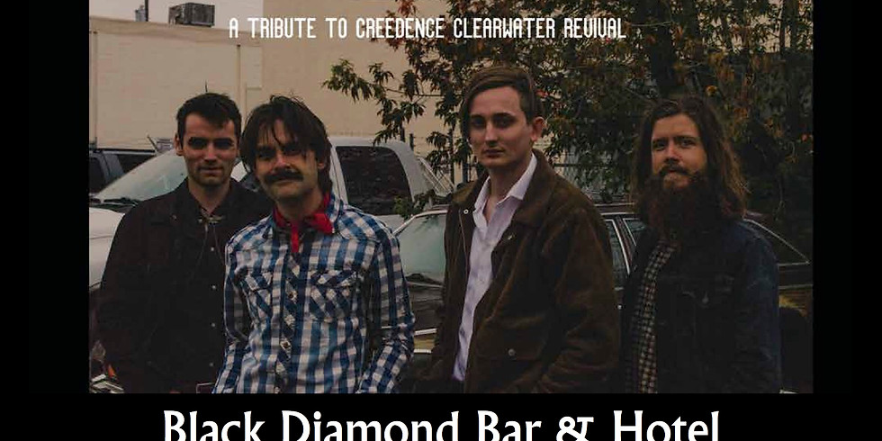 Creedence Clearwater Reprisal: A Canadian Tribute to CCR Live @ Black Diamond Hotel
