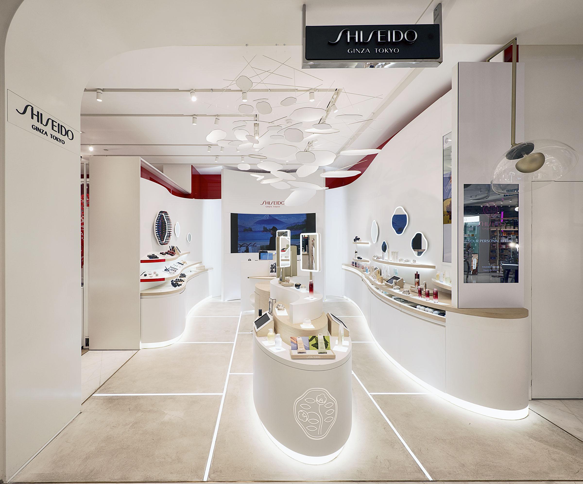 Shiseido-Printemps