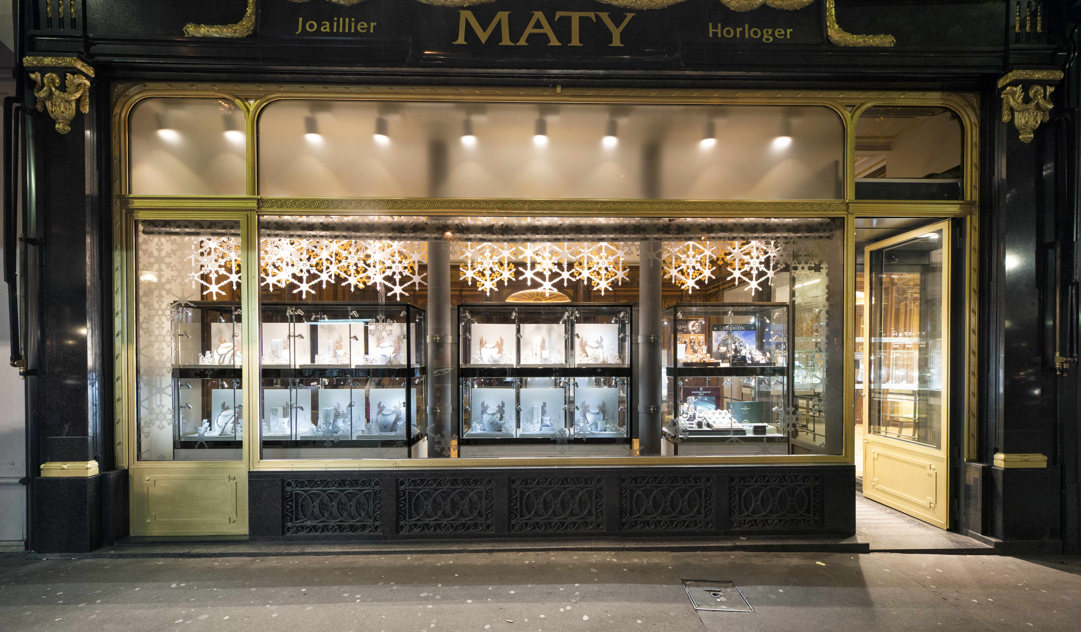 Maty-vitrine