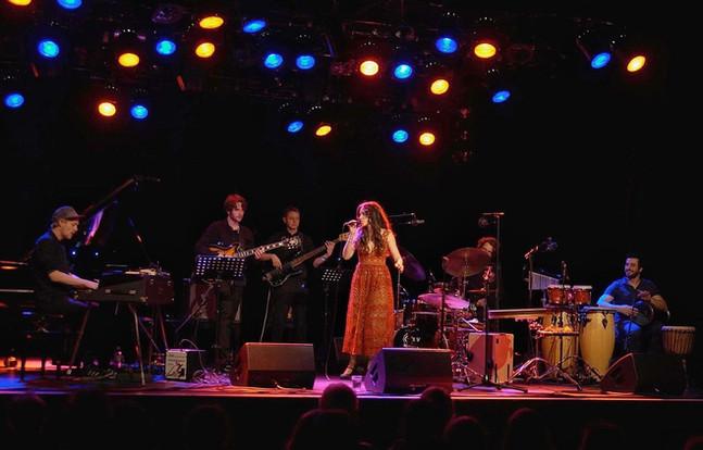 "Valeria Maurer Quintett - ""Im Moment"" (live at Alte Feuerwache)"