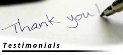 Testimonials from Happy M&K Home Sales Customers
