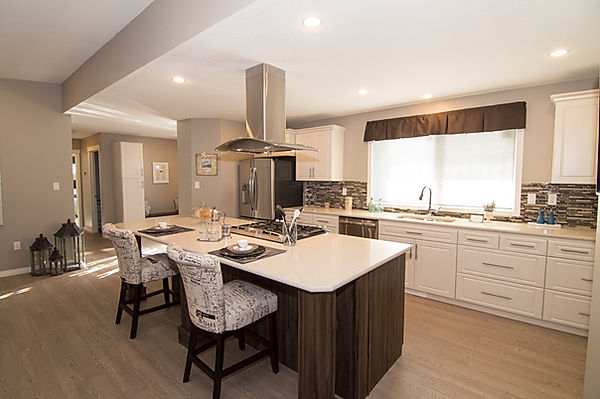Modular Home Kitchen. Modular homes alberta.