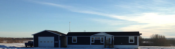 M&K Home Sales picture from a happy Modular Housing customer in Alberta