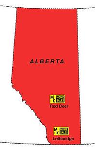 Modular Homes in Alberta 2 locations Lethbridge and Red Deer