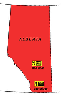 Modular Homes in Alberta 2 locations Lethbridge and Red Deer